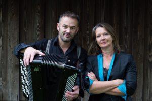 Concertserie In Goede Handen - H. Evink en J. Beerda
